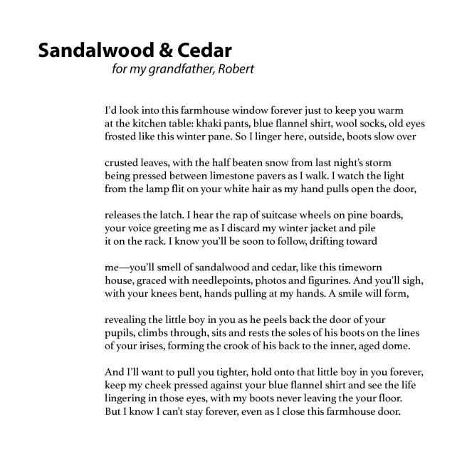 SandalwoodCedar